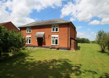 Thumbnail 4 bed detached house for sale in Rattlesden, Bury St Edmunds, Suffolk