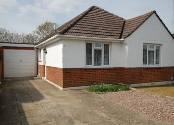 Thumbnail 3 bed detached bungalow to rent in Anchor Road, Bournemouth