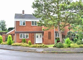 Thumbnail 4 bed detached house to rent in Arkwright Road, Milton Ernest