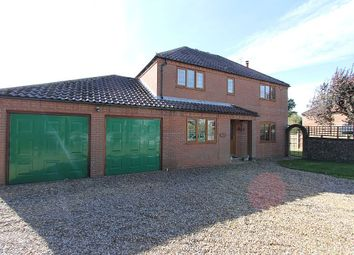 Thumbnail 4 bed detached house for sale in Field View, Skeyton Corner, Skeyton, Norwich, Norfolk