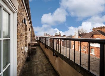 Thumbnail 1 bed flat for sale in Greyhound Road, West Kensington, London