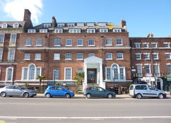 Thumbnail 2 bedroom flat to rent in Gloucester Lodge, The Esplanade, Weymouth