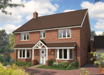 "Thumbnail 5 bed detached house for sale in ""The Winchester"" at Bridge Road, Bursledon, Southampton"