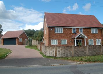Thumbnail 5 bed detached house for sale in High Street, Ufford, Woodbridge