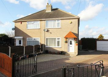Thumbnail 2 bed semi-detached house for sale in Lulworth View, Leeds, West Yorkshire