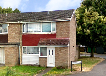 Thumbnail 3 bed end terrace house to rent in Woodstock Road, Bedford