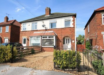 Thumbnail 3 bed semi-detached house for sale in Danum Avenue, Sowerby, Thirsk