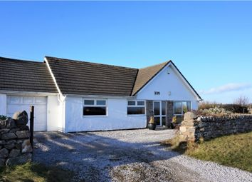 Thumbnail 3 bed detached bungalow for sale in Coast Road, Ulverston