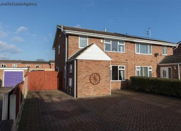 Thumbnail 3 bed property for sale in Charles Lovell Way, Scunthorpe