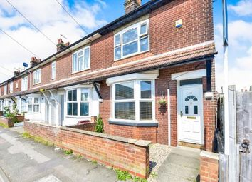 Thumbnail 3 bedroom end terrace house for sale in Oliver Road, Bletchley, Milton Keynes, Buckinghamshire