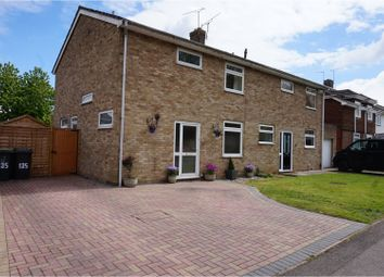 Thumbnail 3 bed semi-detached house for sale in Swallow Road, Aylesford