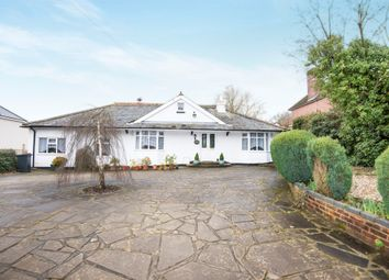 Thumbnail 3 bed detached bungalow for sale in Westfield Lane, St. Leonards-On-Sea