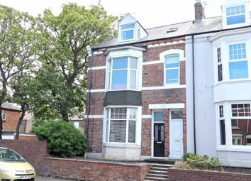 Thumbnail 4 bed maisonette for sale in Horsley Hill Road, South Shields