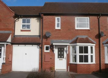 Thumbnail 2 bed terraced house to rent in Plantation Drive, Sutton Coldfield