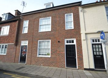 4 bed terraced house to rent in Victoria Row, Canterbury, Kent CT1