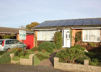 Thumbnail 2 bedroom semi-detached bungalow for sale in Wells Avenue, Feniton, Honiton
