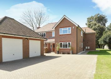 Thumbnail 6 bed detached house for sale in Newtown Road, Warsash, Southampton