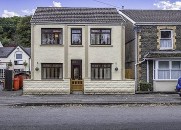 Thumbnail 3 bed detached house for sale in Main Road, Cadoxton, Neath