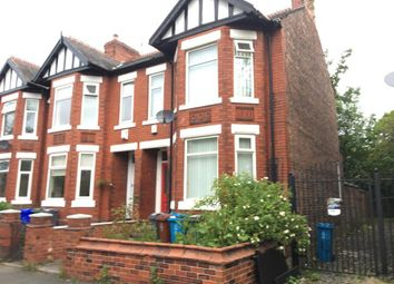 Thumbnail 5 bed end terrace house to rent in Langdale Road, Manchester