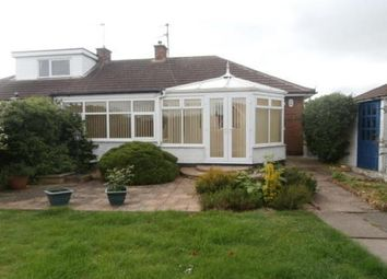 Thumbnail 2 bed bungalow to rent in Brickley Crescent, East Leake, Loughborough