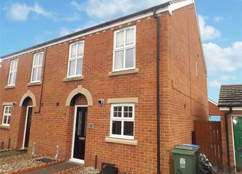 Thumbnail 3 bed semi-detached house for sale in Rudkin Drive, Crook, Durham