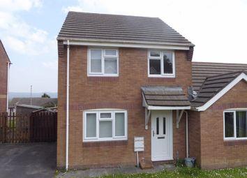 3 bed semi-detached house for sale in Brynhyfryd, Llangennech, Llanelli SA14