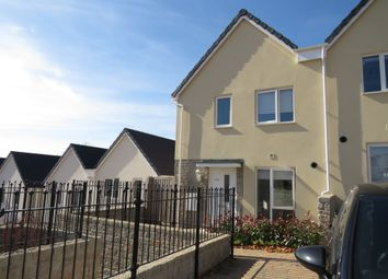 Thumbnail 3 bedroom end terrace house for sale in Woodville Road, Plymouth