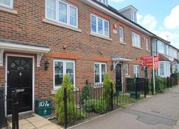 Thumbnail 3 bed terraced house to rent in Queens Avenue, Watford, Hertfordshire