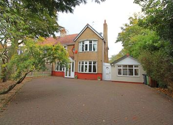Thumbnail 4 bedroom semi-detached house for sale in Park Avenue, Crosby, Liverpool