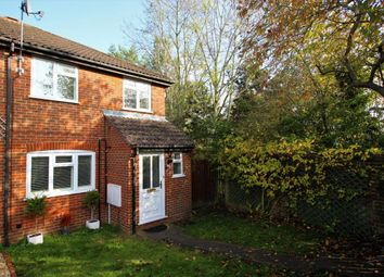 Thumbnail 3 bed semi-detached house for sale in Galloway Close, Fleet