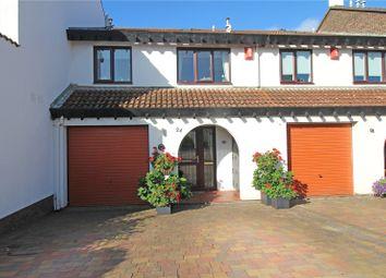 Shinglebank Drive, Milford On Sea, Lymington, Hampshire SO41. 3 bed terraced house for sale
