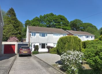 Thumbnail 3 bedroom semi-detached house for sale in Tyn Y Wern, Tonyrefail, Porth