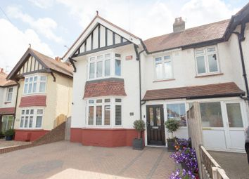 Thumbnail 4 bed semi-detached house for sale in Ramsgate Road, Broadstairs