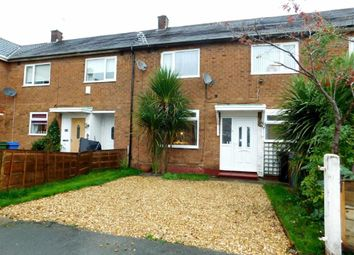 Thumbnail 3 bed terraced house for sale in Hoole Close, Cheadle, Stockport