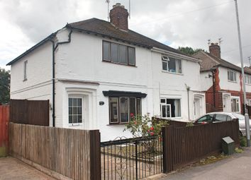 3 bed semi-detached house for sale in Kingston Avenue, Wigston, Leicester LE18