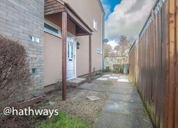 Thumbnail 3 bedroom semi-detached house to rent in Tolpath, Coed Eva, Cwmbran