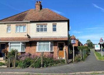 Thumbnail 2 bed semi-detached house for sale in New Street, Asfordby, Melton Mowbray