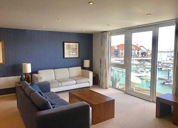 Thumbnail 2 bedroom flat to rent in Sundowner, Channel Way, Southampton