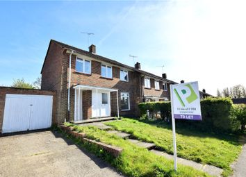 Thumbnail 3 bed terraced house to rent in Vincent Rise, Bracknell, Berkshire