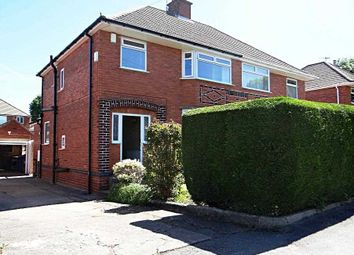 Thumbnail 3 bed semi-detached house to rent in Amber Crescent, Walton, Chesterfield