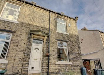 Thumbnail 2 bed terraced house for sale in Lever Street, Wibsey, Bradford