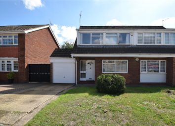 Thumbnail 3 bed semi-detached house for sale in Pinks Hill, Swanley, Kent