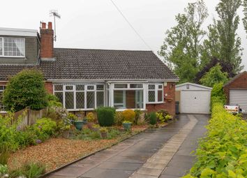 Thumbnail 2 bed semi-detached bungalow for sale in Weston Drive, Weston Coyney, Stoke-On-Trent