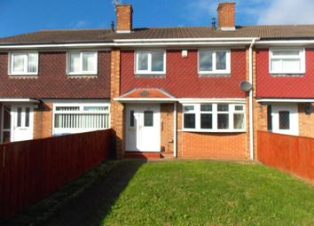 Thumbnail 3 bed terraced house for sale in Burwell Road, Middlesbrough