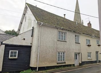 Thumbnail 2 bed block of flats for sale in 8 & 8A Fore Street, Uffculme, Cullompton, Devon