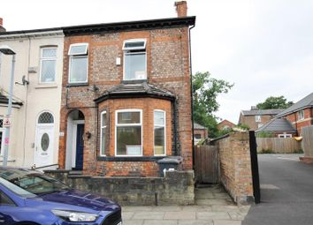 Thumbnail 3 bed semi-detached house for sale in Byron Street, Eccles, Manchester