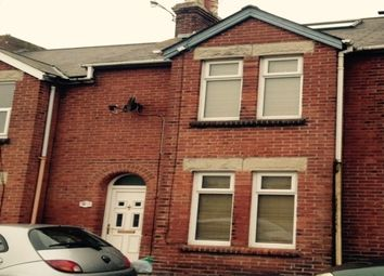 Thumbnail 2 bed terraced house to rent in Clearmount Road, Weymouth