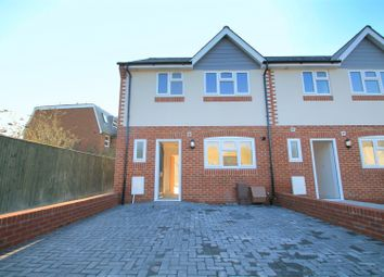 Thumbnail 3 bed terraced house to rent in Clifton Road, Bognor Regis