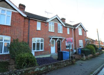 Thumbnail 3 bedroom terraced house for sale in Lady Lane, Hadleigh, Ipswich, Suffolk