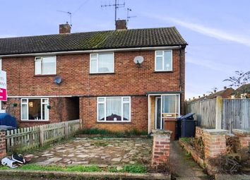 Thumbnail 3 bedroom end terrace house for sale in Tudor Way, Hertford